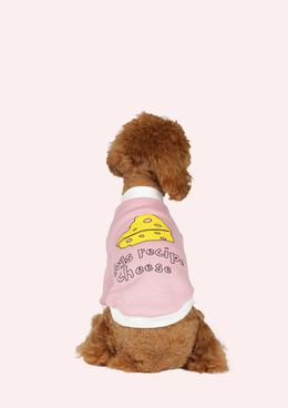 치즈T_light pink